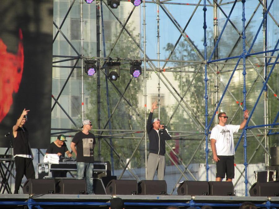 В Перми выступила группа «Каста» - фото 2