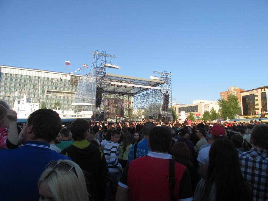 В Перми выступила группа «Каста» - фото 21
