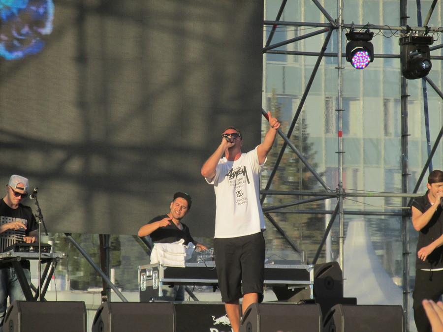 В Перми выступила группа «Каста» - фото 9
