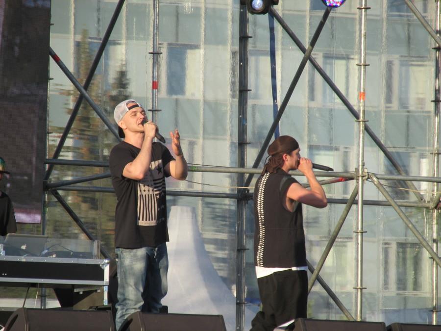 В Перми выступила группа «Каста» - фото 28