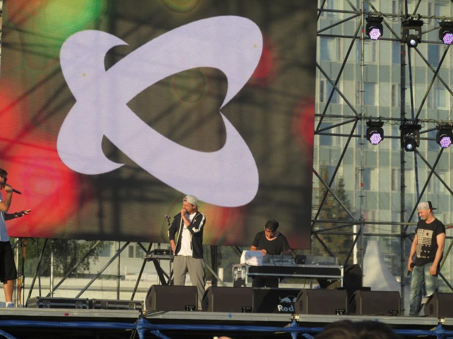В Перми выступила группа «Каста» - фото 31