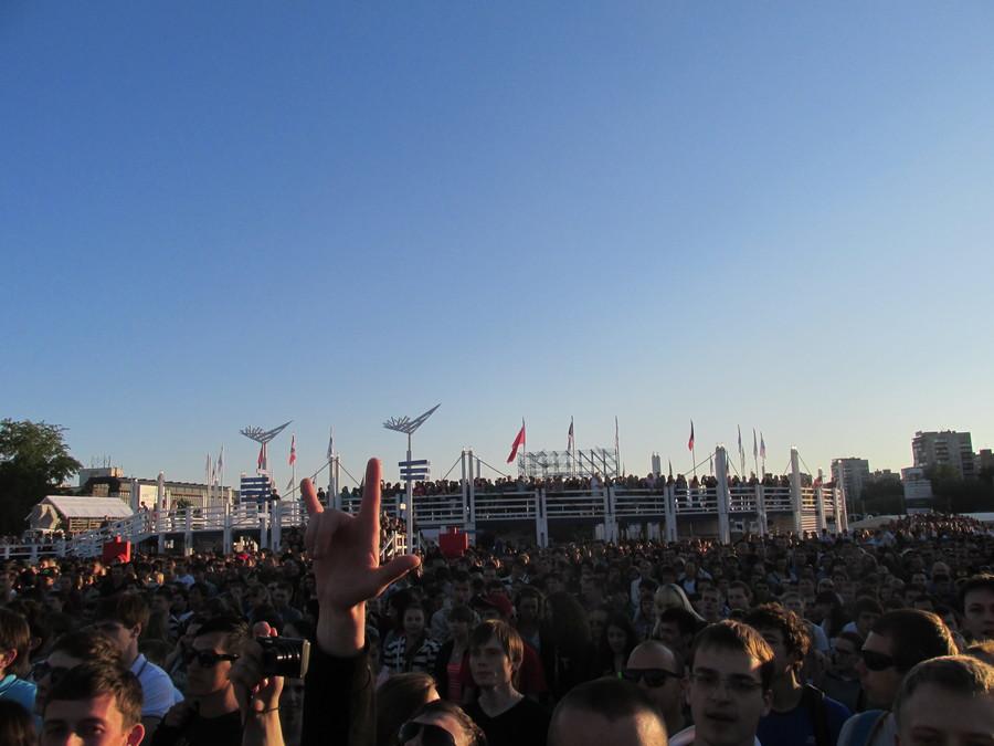 В Перми выступила группа «Каста» - фото 33