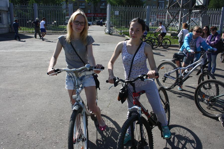 Пермь охватила велосипедная лихорадка