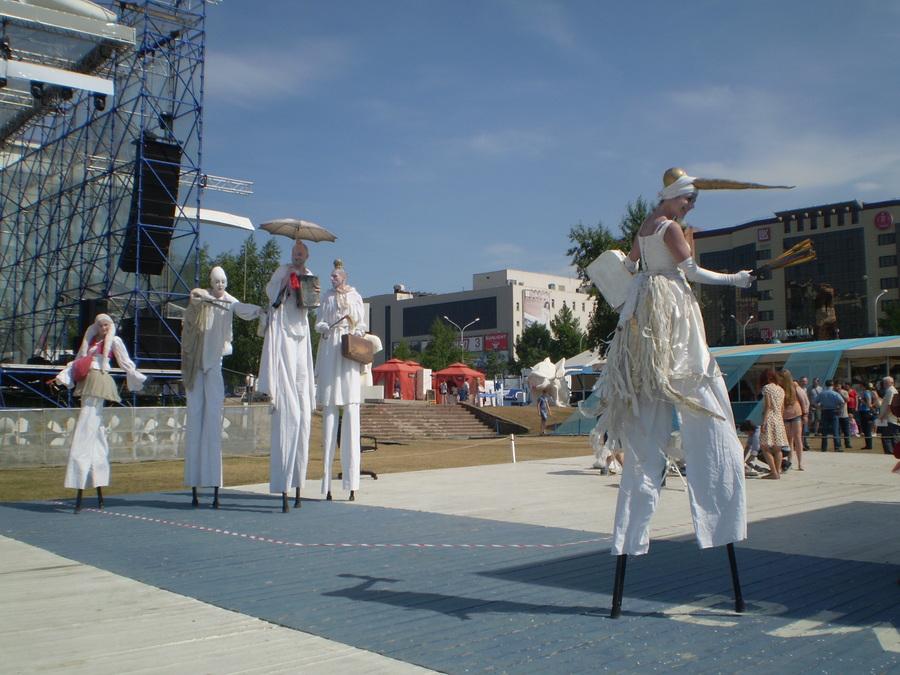 Немецкое шоу в Перми оставило зрителей в недоумении