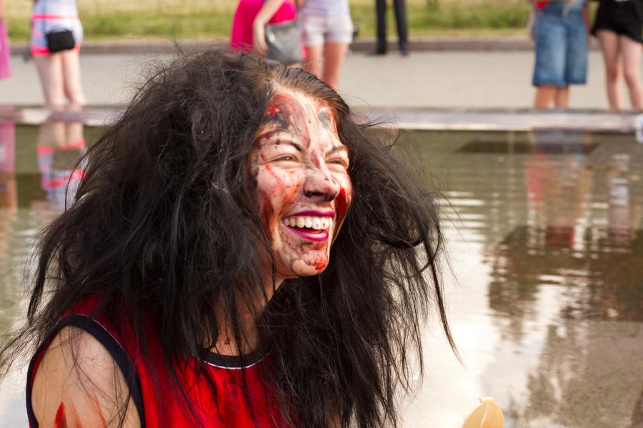 Нашествие зомби в Перми - фото 4