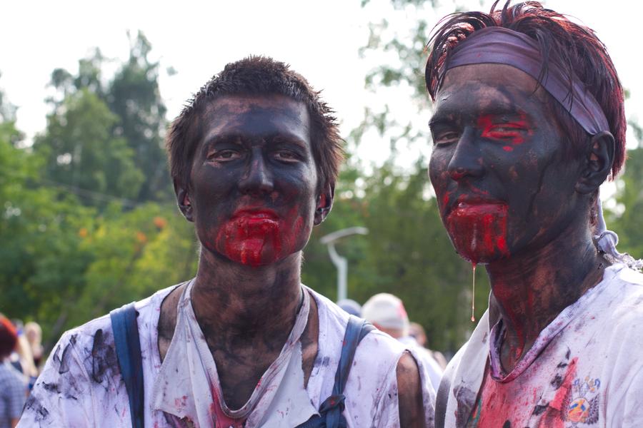 Нашествие зомби в Перми - фото 5