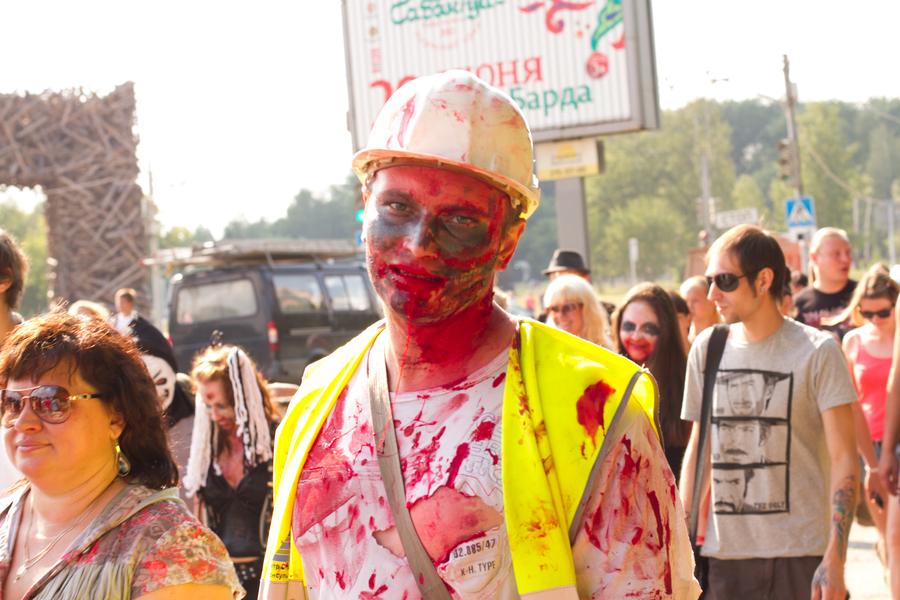 Нашествие зомби в Перми - фото 10