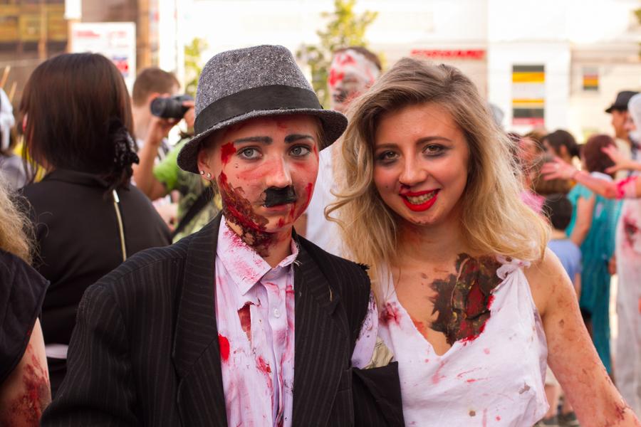 Нашествие зомби в Перми - фото 27