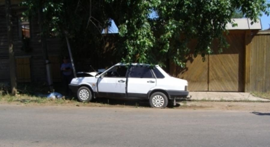В Очерском районе в ДТП погибла 15-летняя девочка - фото 1