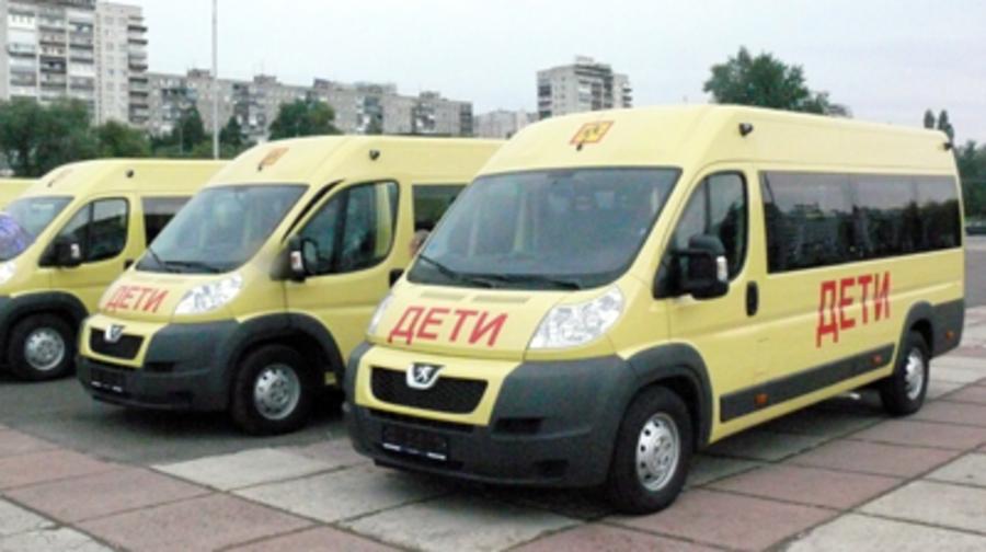 В Пермском крае 41 школа получила новые автобусы