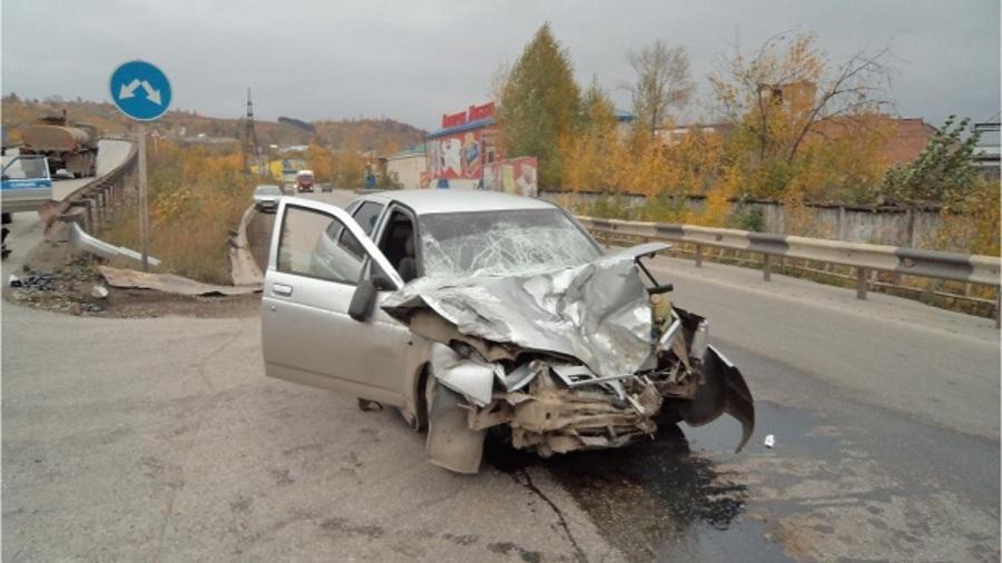 В Чусовом водитель КАМАЗа не пропустил «двенашку» - фото 1