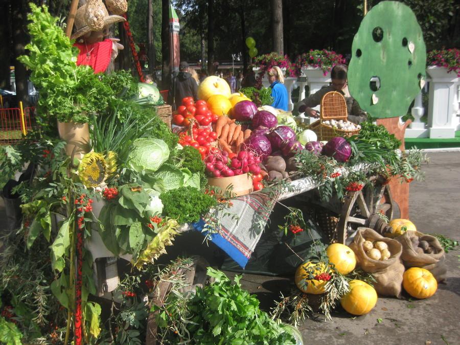 В Перми в парке имени Горького прошла выставка Hand-Made