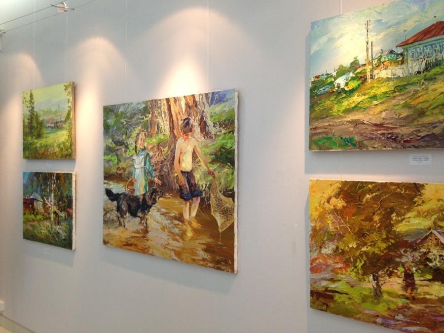 В Перми открылась выставка «Бабушкины сказки»
