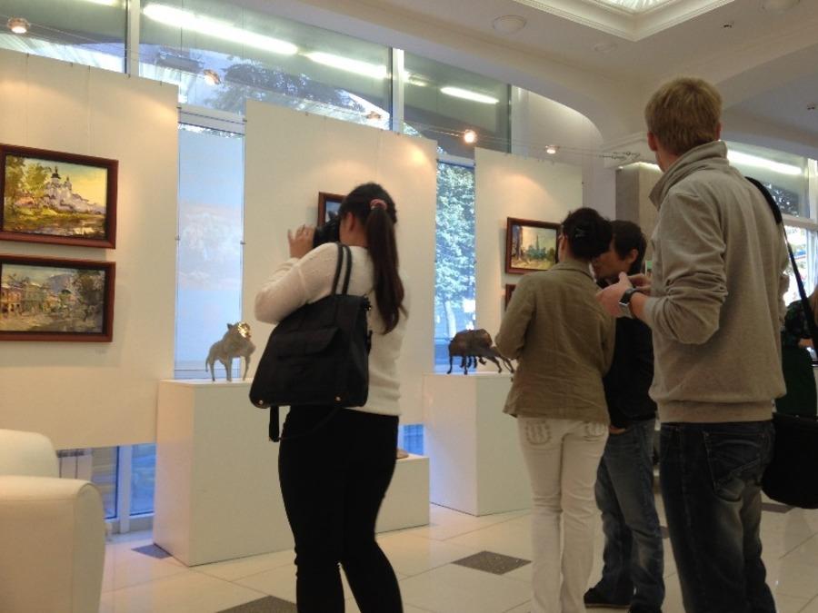 В Перми открылась выставка «Бабушкины сказки» - фото 12