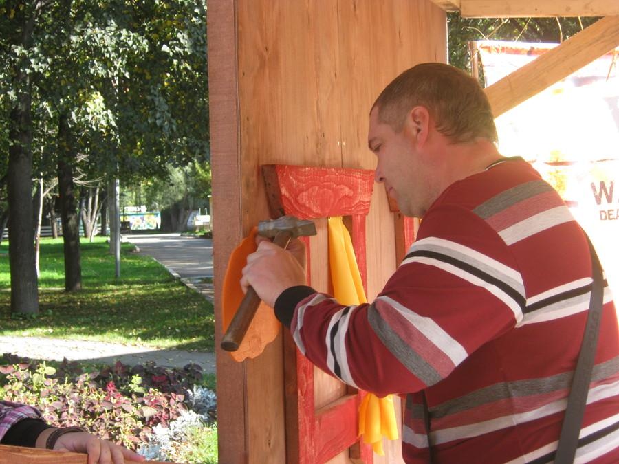 В Перми в парке имени Горького строят ТыкваCity - фото 4