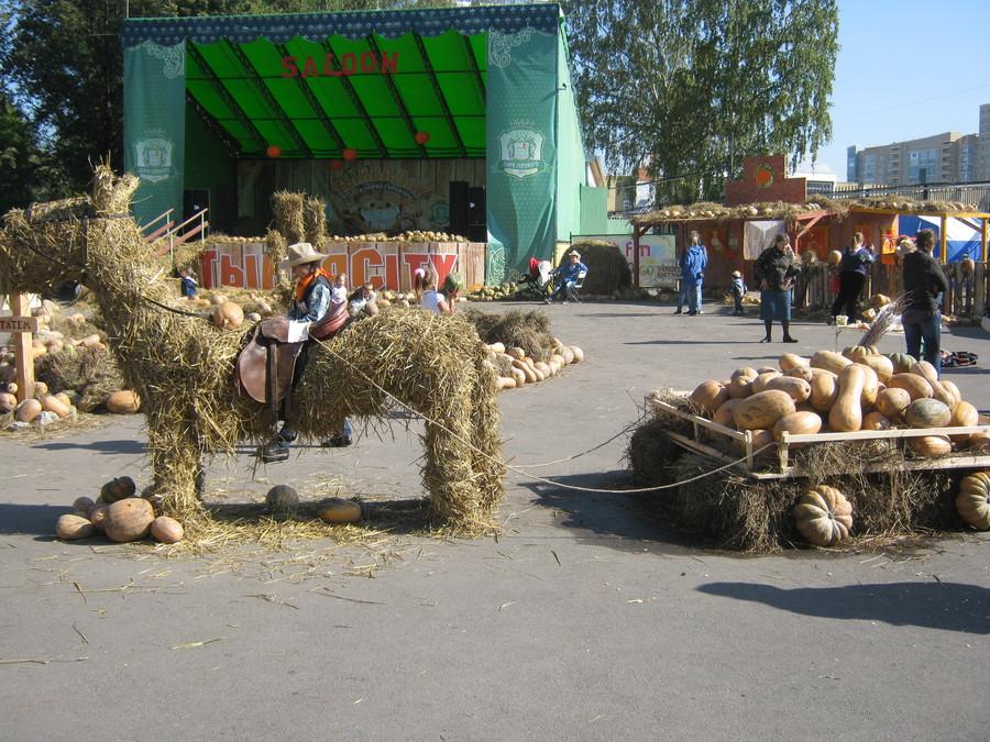 В Перми в парке имени Горького строят ТыкваCity - фото 22