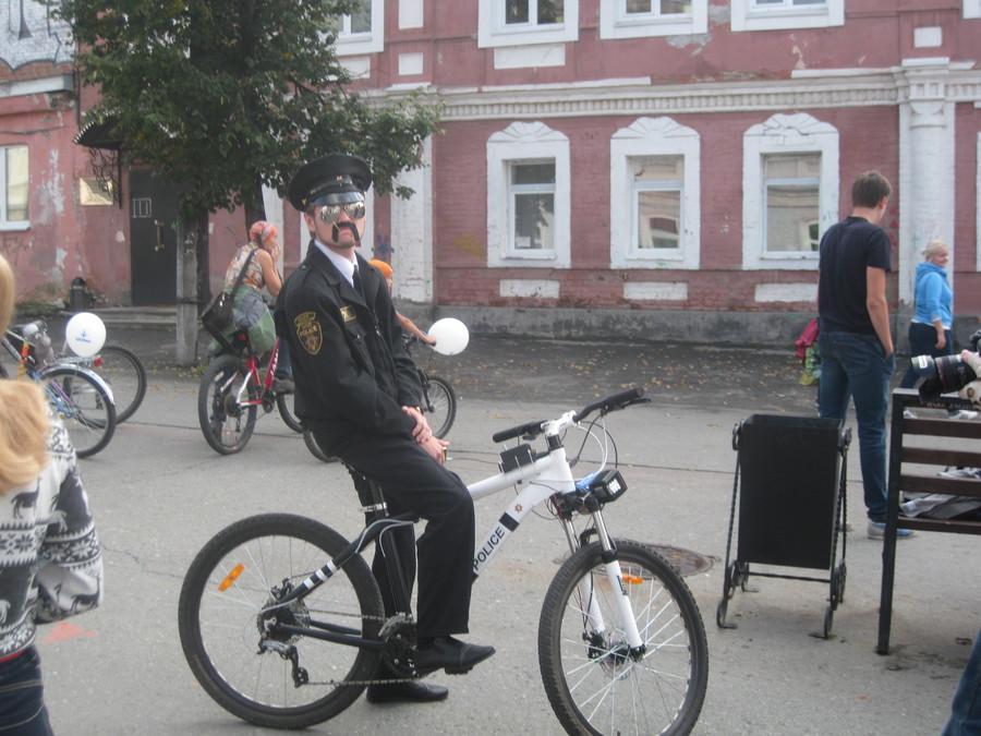 В Перми прошел праздник велосипедистов - фото 1