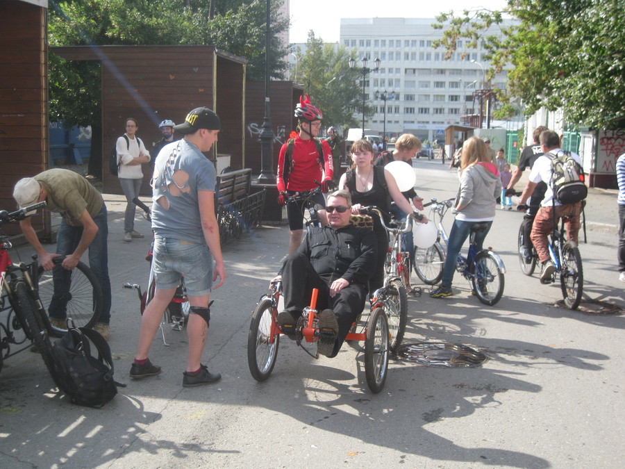 В Перми прошел праздник велосипедистов - фото 2