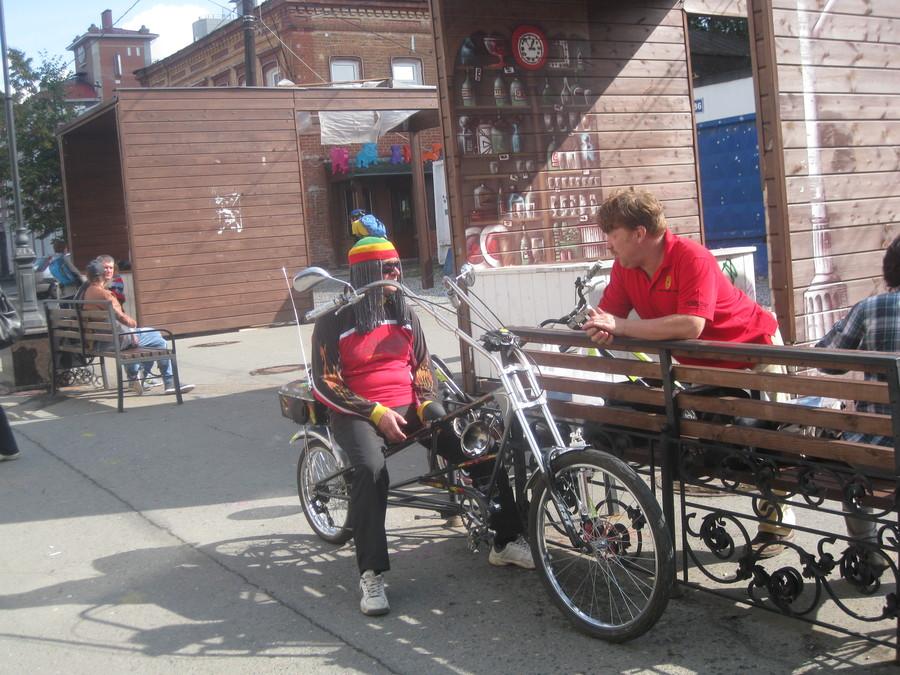 В Перми прошел праздник велосипедистов - фото 3