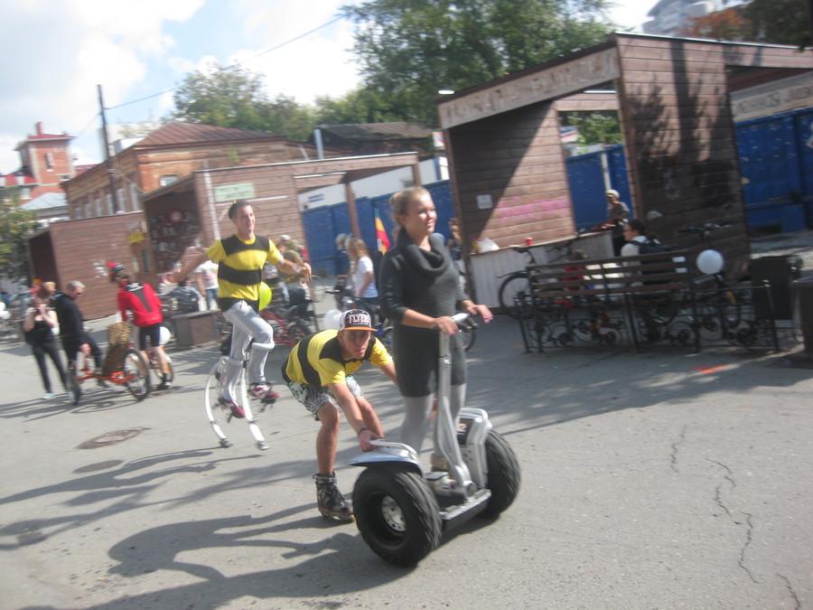 В Перми прошел праздник велосипедистов - фото 4