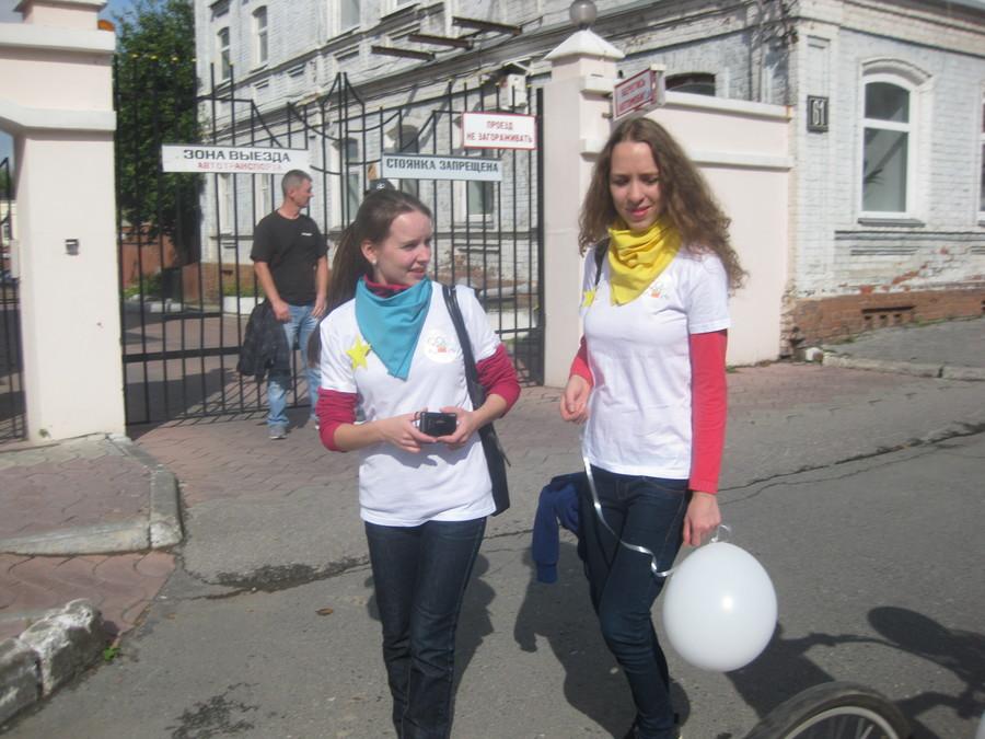 В Перми прошел праздник велосипедистов - фото 28