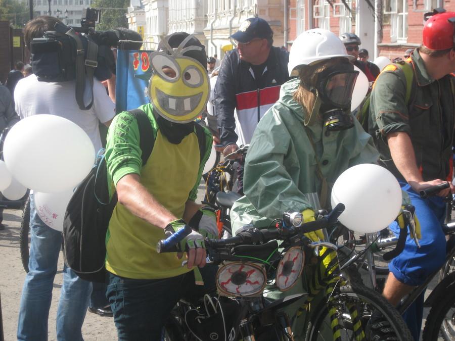 В Перми прошел праздник велосипедистов - фото 30