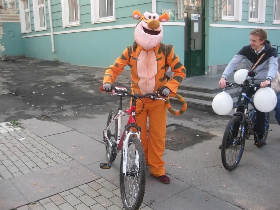 В Перми прошел праздник велосипедистов - фото 31
