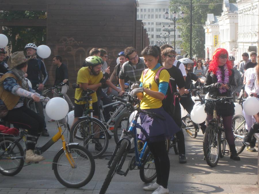 В Перми прошел праздник велосипедистов - фото 32