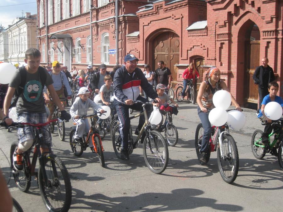 В Перми прошел праздник велосипедистов - фото 13