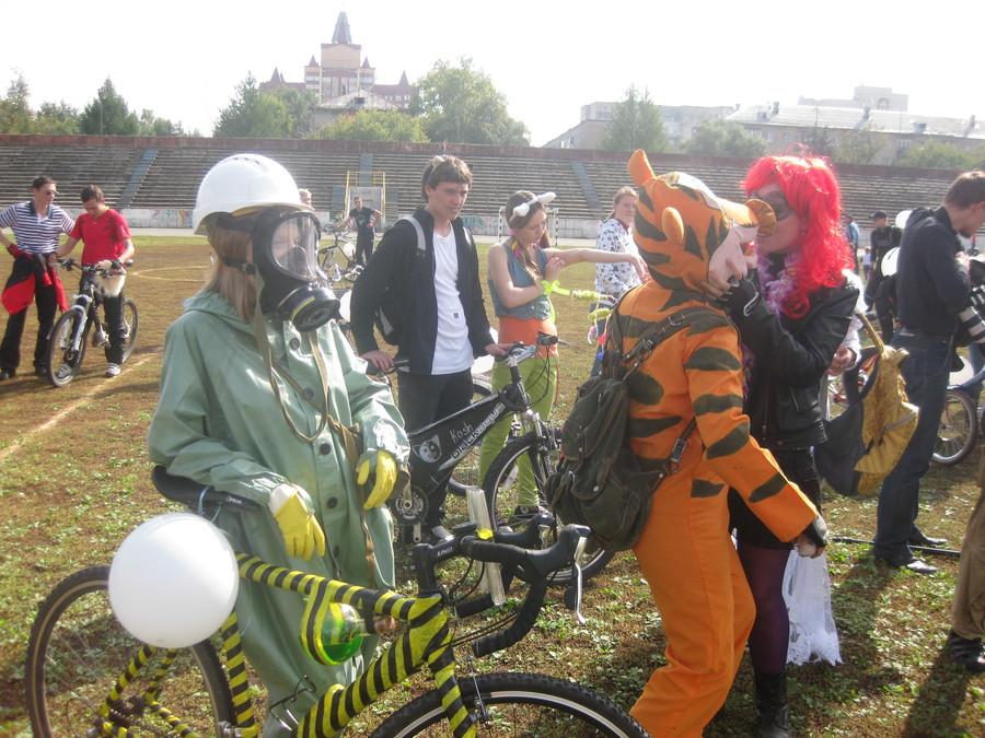 В Перми прошел праздник велосипедистов - фото 15