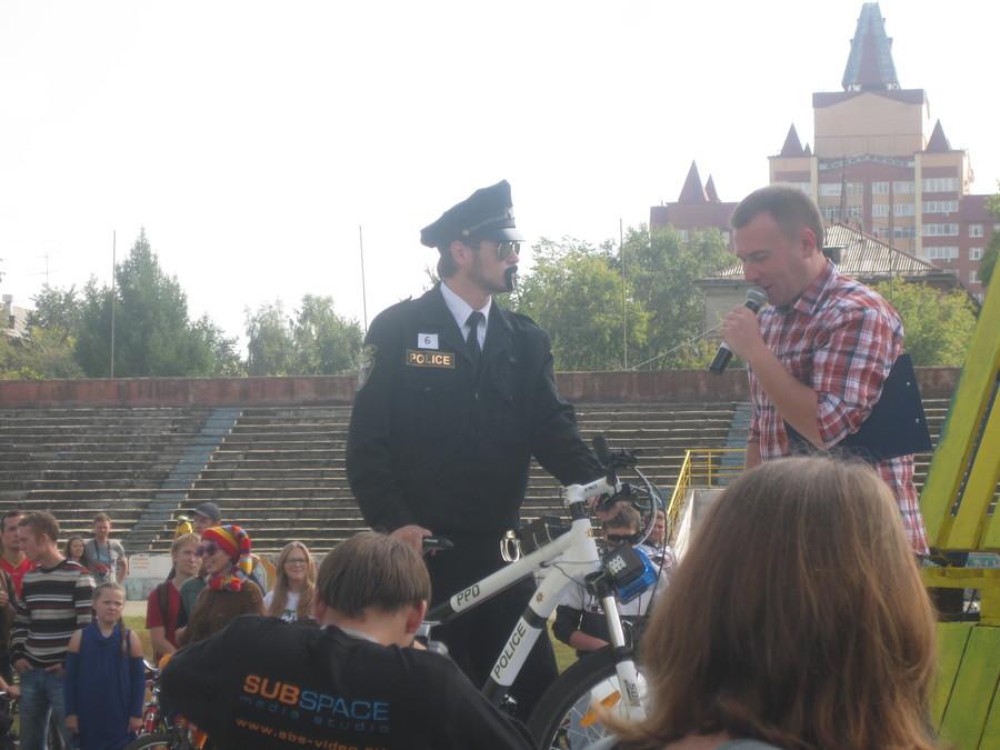 В Перми прошел праздник велосипедистов - фото 37