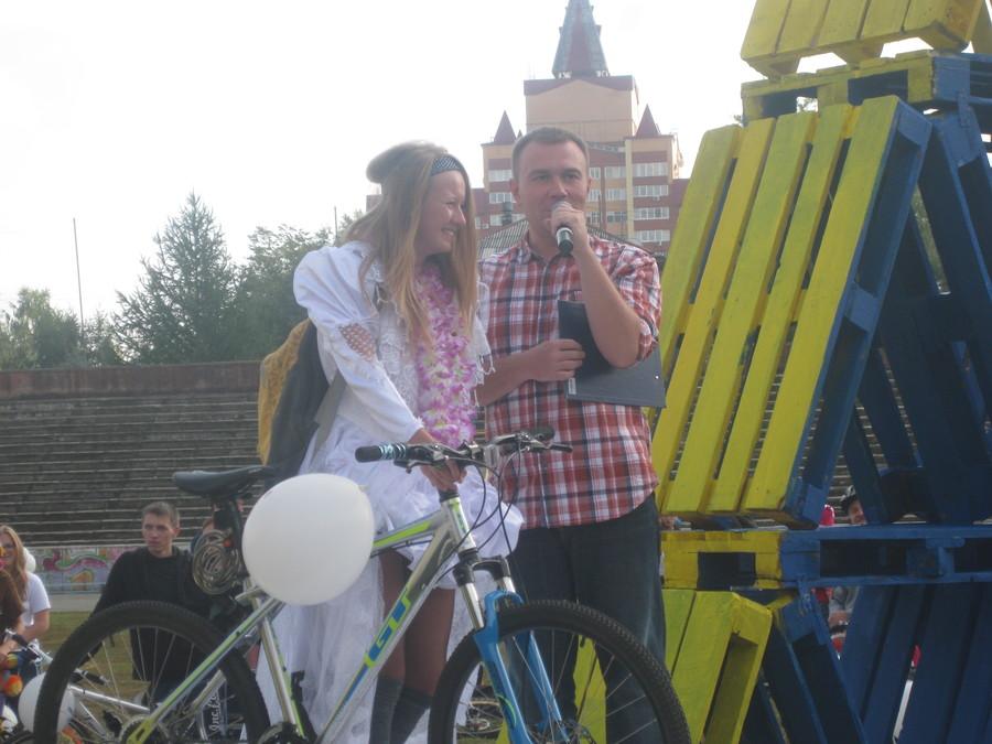 В Перми прошел праздник велосипедистов - фото 38