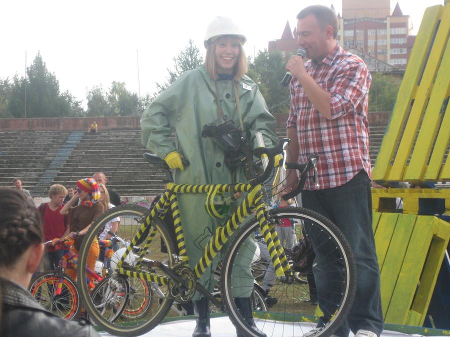 В Перми прошел праздник велосипедистов - фото 39