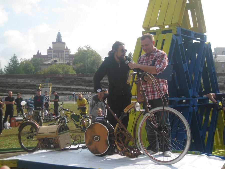 В Перми прошел праздник велосипедистов - фото 19