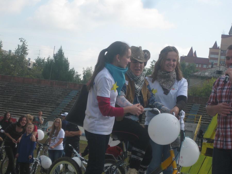 В Перми прошел праздник велосипедистов - фото 41