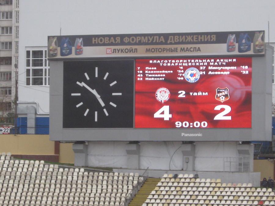 Пермский «Амкар» в товарищеском матче обыграл «Урал» - фото 1