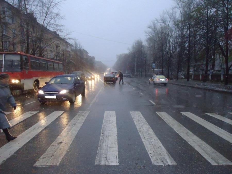 В Березниках водитель-наркоман сбил женщину-пешехода