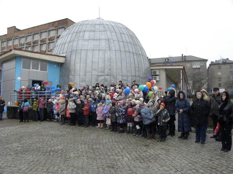 От планетария можно посмотреть на Пермь с 25-кратным увеличением