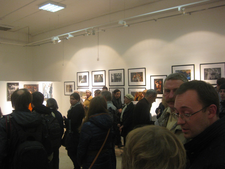 В Перми состоялось открытие международного фестиваля фотографий