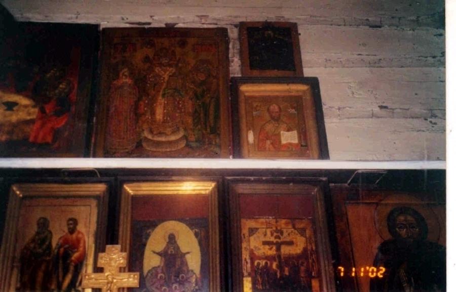 В Пермском крае из молитвенного дома похищено 60 икон