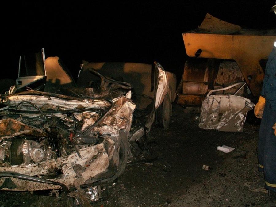 В Краснокамском районе оторвавшийся от КАМАЗа прицеп убил водителя «семерки»