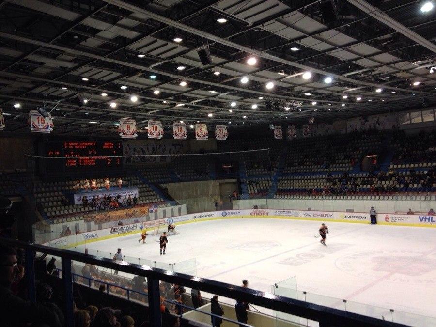 Пермский «Молот-Прикамье» обыграл хоккейный клуб «Липецк» - фото 1