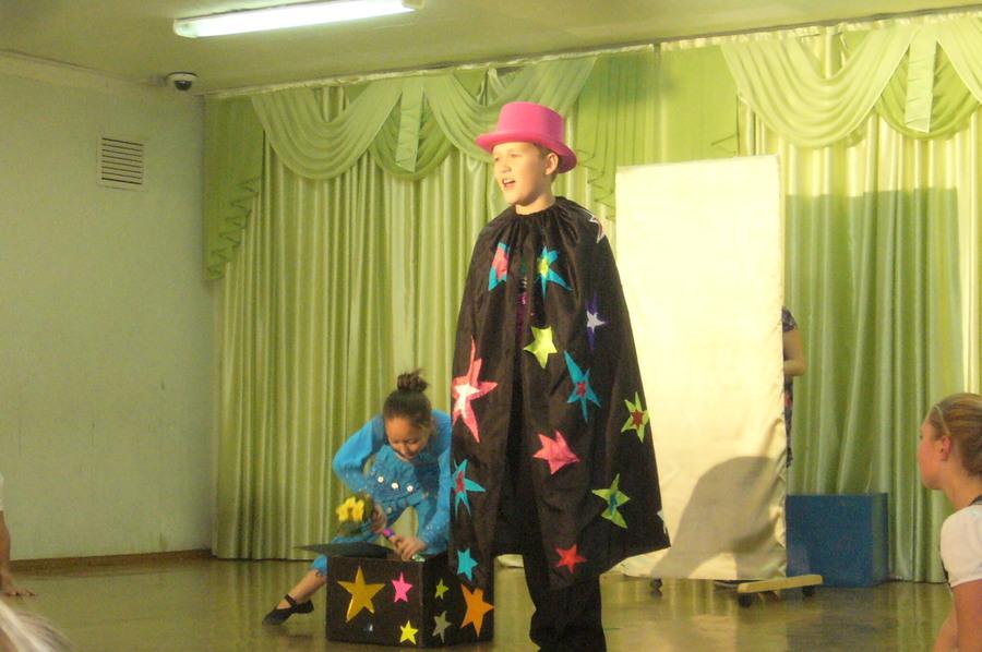 В пермской школе искусств дети рассказали о беззаботной детской жизни - фото 3