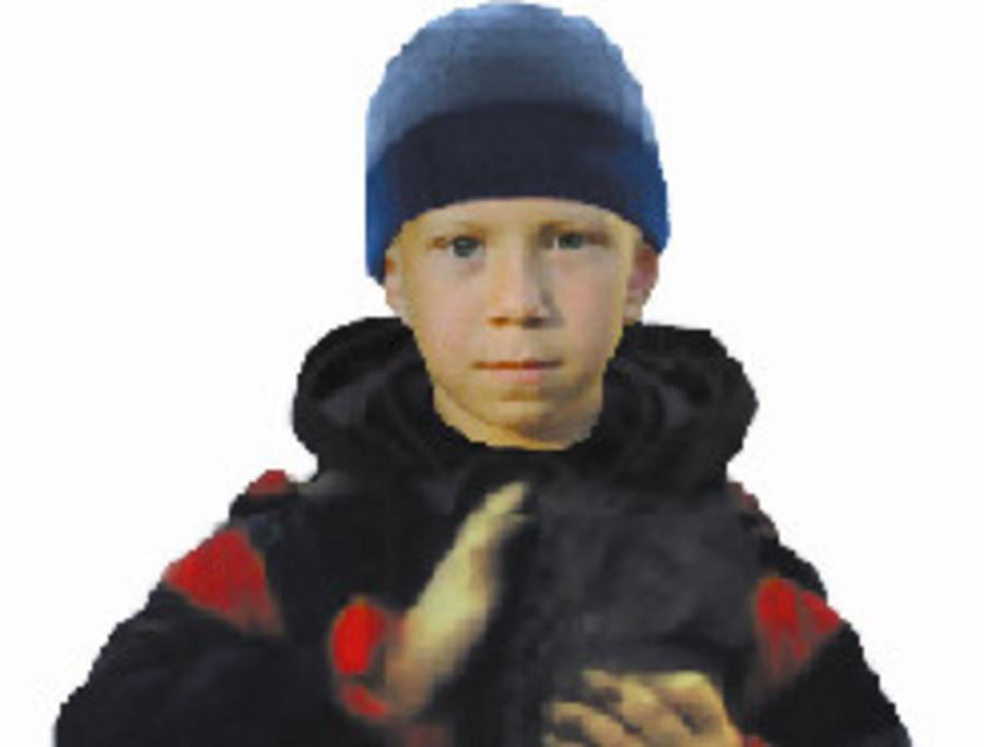 Пермские следователи обращаются за помощью в поисках пропавшего мальчика