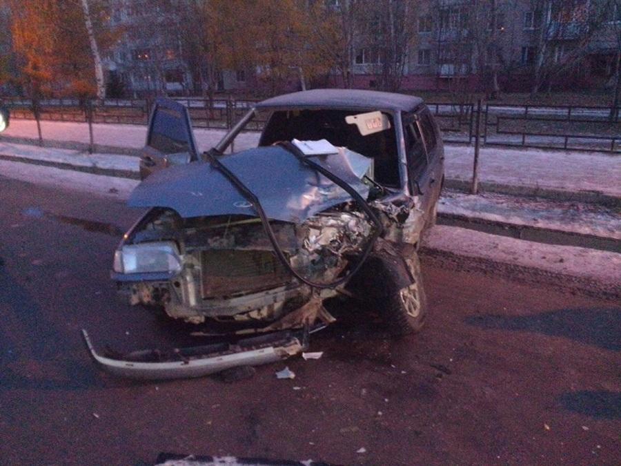 В Соликамске виновник автоаварии, в которой пострадали четверо, скрылся с места ДТП