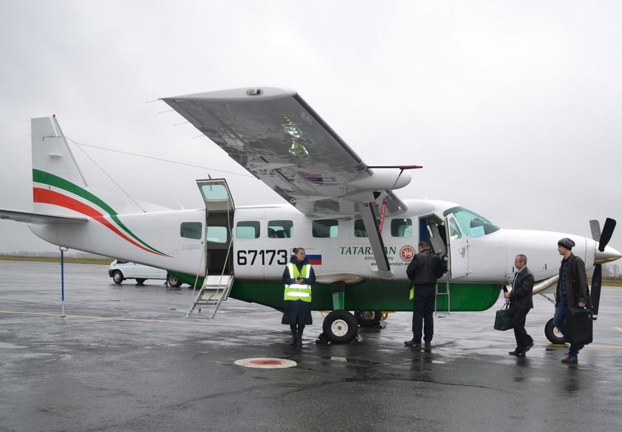 Пермяки смогут добраться до Нижнего Новгорода самолетом