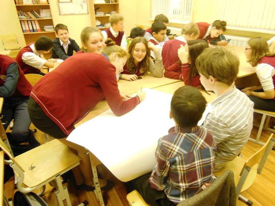 В Перми ребята учатся в школе толерантности