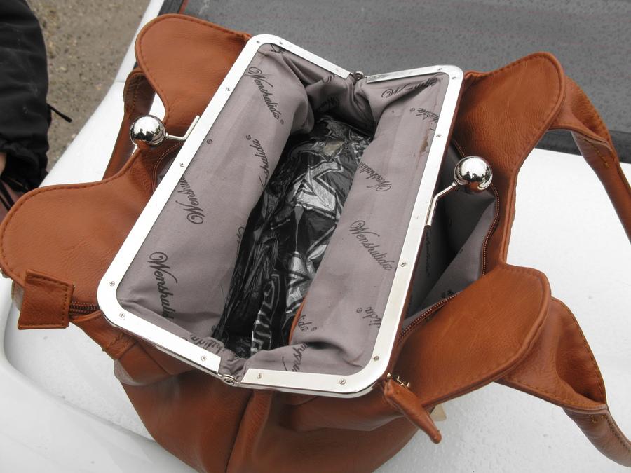В Лысьве найдено 1.5 килограмма героина в женской сумочке
