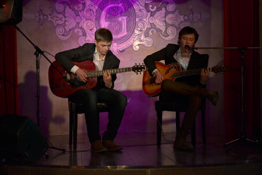 В Перми состоялось выступление дуэта «Rees» - фото 1