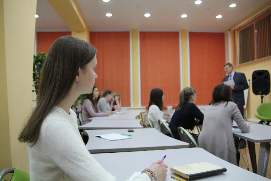Ученый из Москвы посоветовал губернатору искать идеи в вузах